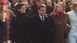 Attentats de Paris: marche silencieuse à Montréal