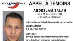 Abdeslam Salah, un des suspects recherchés par la