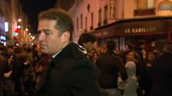 Stefanovic Bolts In Jittery Paris After Firecracker Mistaken For