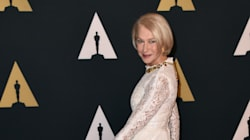 Helen Mirren Took Elegance To New Heights With Sheer Lace Gown At Governors