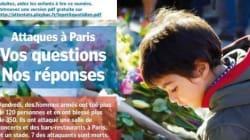 Les journaux pour enfants publient des éditions spéciales