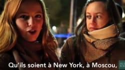 Le HuffPost US a filmé les messages des New-Yorkais aux