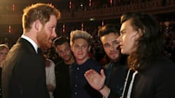 Prince Harry Asks Harry Styles A Burning Question About His