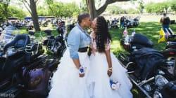18 noivas descoladas que foram além do vestido tradicional no dia do