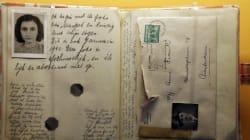 Un livre signé par Anne Frank aux enchères à New