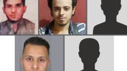 Ce que l'on sait des 7 terroristes et du suspect en