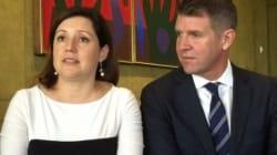 Baird Admits He Was A 'Schmuck' When Wife Battled Post-Natal