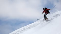 Grab Big Air At Revelstoke