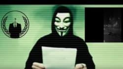 アノニマス、IS(イスラム国)にサイバー攻撃を予告「宣戦は布告された。覚悟しろ」