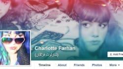 Elle explique pourquoi elle refuse de mettre le drapeau français sur sa photo