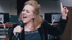 Adele Takes You To Church With Performance Of New Song 'When We Were