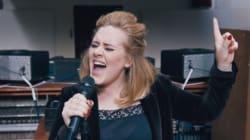 Adele dévoile un nouveau morceau