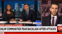 CNN Anchors Press Muslim Guest To Accept Blame For Paris