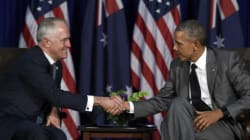 Turnbull And Obama Talk Counter-Terrorism At APEC