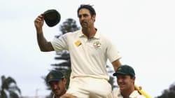 Australia v NZ: Mitchell Johnson's Final Test Wickets Are Bouncers As Match Ends In