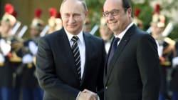 Daech, premier ennemi commun de la France et la Russie depuis