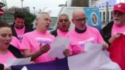 La vidéo qui va aider les Anglais qui souhaitent chanter La