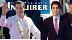 Trudeau, l'homme le plus sexy du monde