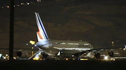 Deux vols d'Air France pour Paris déroutés après une fausse alerte à la