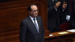 Hollande appelle les Français à ne pas céder «à la