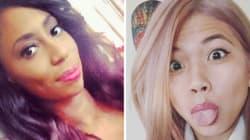 Deux nouvelles tendances pour porter les cheveux roses avec classe