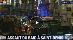 Esplosioni e spari: il blitz di Saint Denis in tre