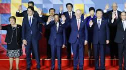 A Foreign Affair, Turnbull's APEC Balancing