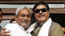 Shatrughan Sinha Will Not Attend 'Friend' Nitish Kumar's
