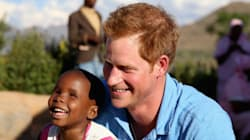 Prince Harry Is Returning To Africa, But This Time It's For The