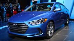 La nouvelle Hyundai Elantra 2017 présentée à Los Angeles