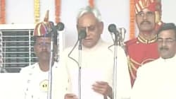Nitish Kumar Starts New Innings As Chief Minister Of