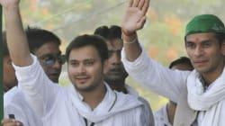 Lalu's Debutante Sons Get Six Ministries In Nitish Kumar