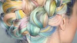 Macaron Hair Could Possibly Be The Yummiest One