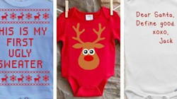 30 Christmas Onesies Perfect For Your Little