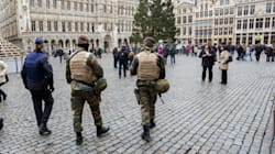 Bruxelles placée en alerte terroriste maximum, le métro