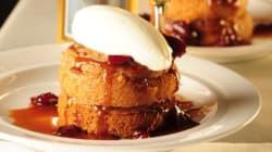 Lynn Crawford's Pumpkin Sticky Toffee Puddings