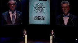 Argentinos elegem o sucessor de Cristina Kirchner neste domingo