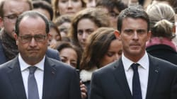Hollande et Valls gagnent en