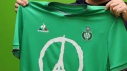 Saint-Etienne dévoile un maillot en hommage aux