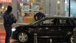 ベルギー首都ブリュッセルで一斉摘発、16人を逮捕【動画・画像】