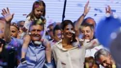 El conservador Macri gana las elecciones en