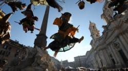 I banchi di Piazza Navona tornano di nuovo nelle mani dei