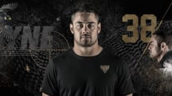Jarryd Hayne Launches Own Clothing Brand, 'Jarryd Hayne