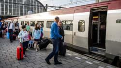 Des portiques de sécurité pour le Thalys seront installés à Lille et