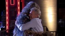 Harrison Ford et Chewbacca réconciliés après une sombre affaire d'adultère