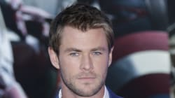 Chris Hemsworth Doesn't Look Like This