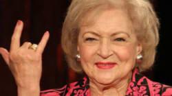 Betty White, actrice fétiche des Américains, a 95
