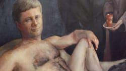 Le nu de Harper vendu pour 20
