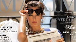 Alessandra Ambrosio nue pour Maxim