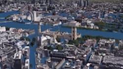 Ce que pourrait donner la montée des eaux dans les grandes villes du monde